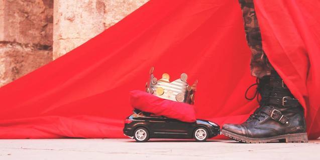 Una de las imágenes promocionales del montaje