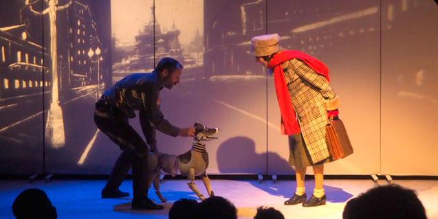 Fotografia de l'espectacle