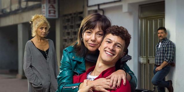 Los cuatro intérpretes de 'L'alegria'