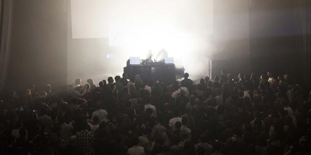 Una imagen de una edición anterior del Lapsus Festival