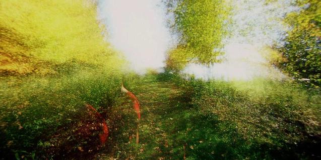 Fotograma del cortometraje 'Brouillard Passage #14', que se podrá ver en el CCCB el 5 de diciembre