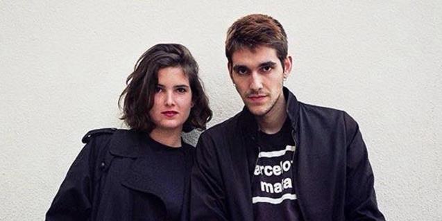 Retrato del chico y la chica que forman este grupo de trap antimachista