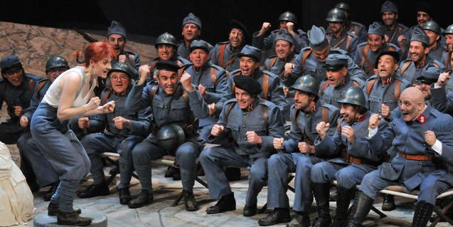 Donizetti's  opera is back at the Liceu for the first time since 2010