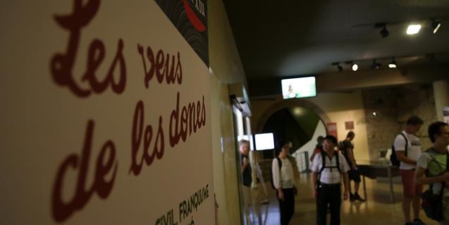 Exposició 'La veu de les dones'