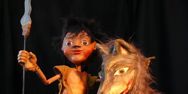 Titelles de Mowgli i el llop
