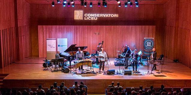 El Liceu Jazz tindrà lloc a l'Auditori del Conservatori els mesos d'octubre a desembre