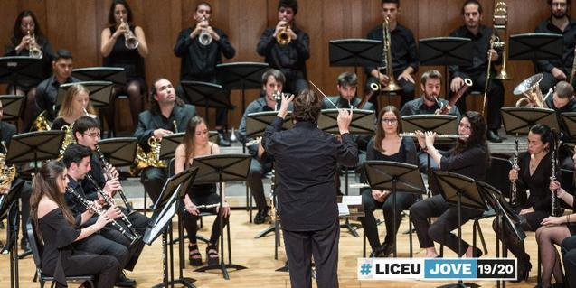 Banda Sinfónica del Conservatorio del Liceu