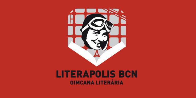 La imatge gràfica de l'aplicació Literapolis