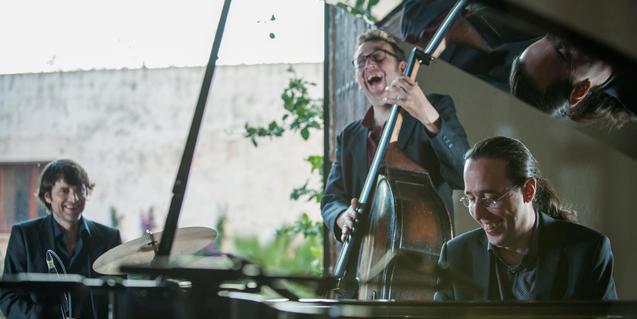 Lluís Comoloma Trio tancarà la 18a edició del Festival de Blues de Barcelona
