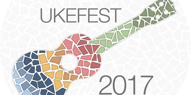 Cartel del primer festival Barcelona Ukefest