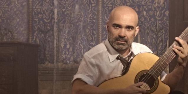 Joel Minguet in 'Lorca'