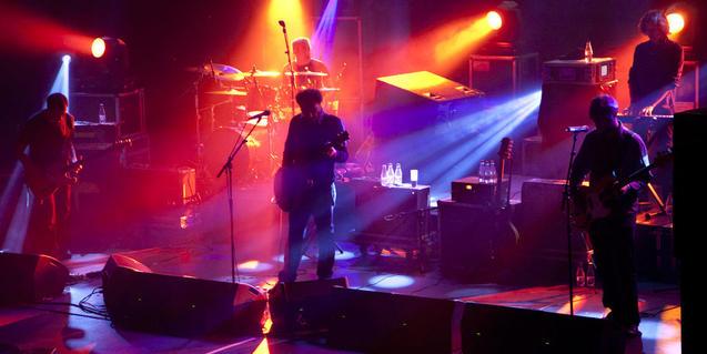 Imatge d'arxiu d'un concert de Los Planetas a la Razzmatazz de Barcelona