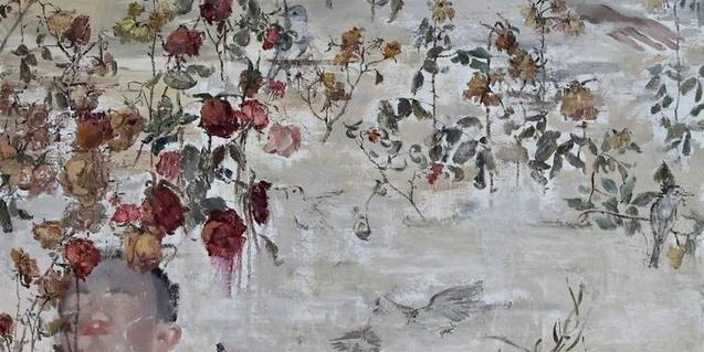 'La poesía superviviente', Min Luo