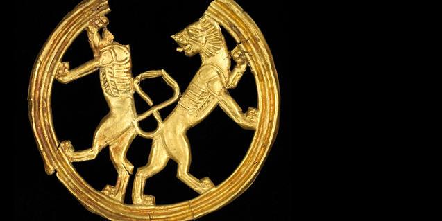'Lujo. De los asirios a Alejandro Magno'