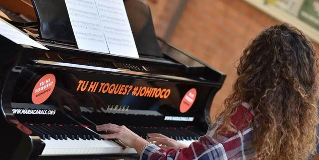 The Maria Canals piano competition