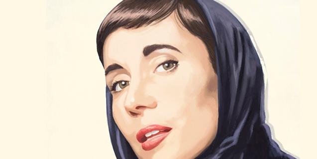 Cartel del espectáculo 'Les dones de Guido Contini', con Mariona Castillo