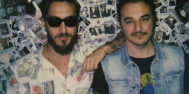Un retrato de los djs y productores italianos