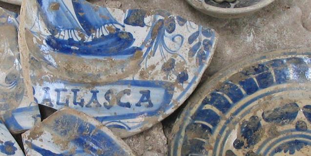 materials arqueològics recuperats