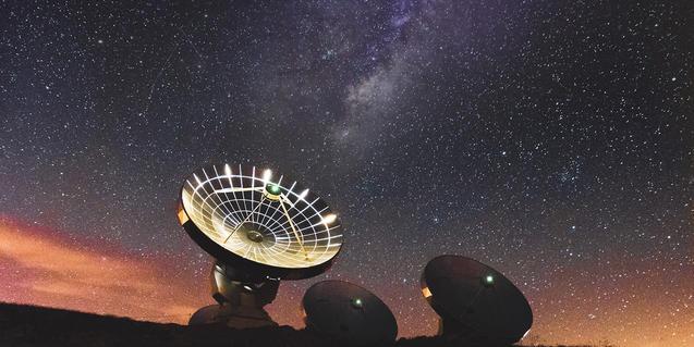 Explorant l'univers
