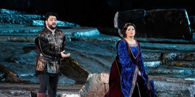 'Il Trovatore', amb Anna Netrebko i Yusif Eyvazov