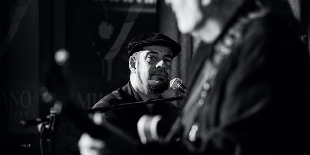 David Giorcelli Trio will open 'Dijous Jazz a les Corts'