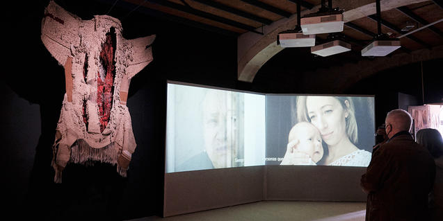 Imatge de l'exposició Malgrat tot