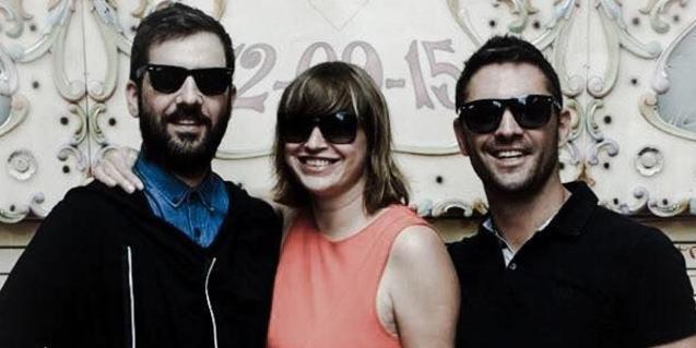 Retrato conjunto de este trío de DJs