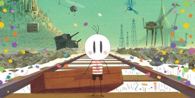 Imagen de la película O menino e o mundo
