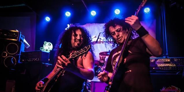 Metalmania, banda de tribut a Metallica
