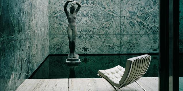 The Mies van der Rohe Pavilion