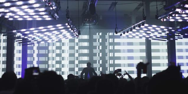 Una imatge de l'edició de l'any passat del MIRA Festival