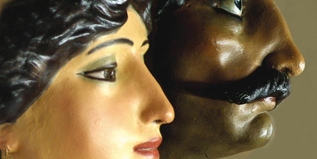 La exposición 'Mirades de gegant', en La Casa dels Entremesos
