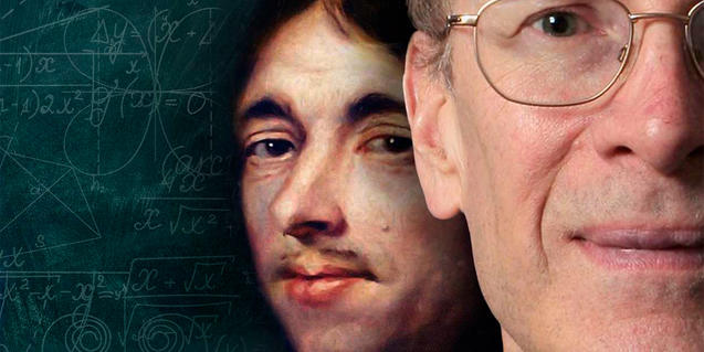Cartel de El misterio de Fermat