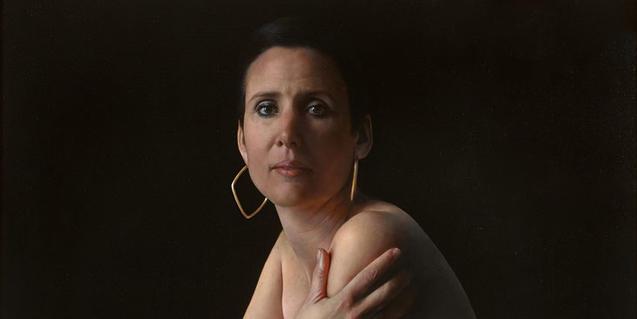 'Nicole', d'Anne-Christine Roda. Primer Premi de Pintura