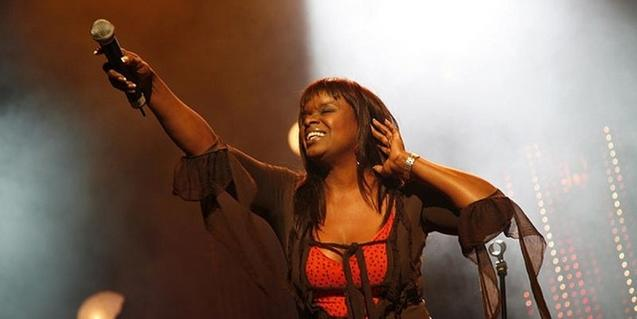La cantant Monica Green