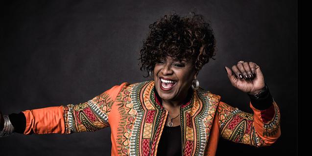 Imatge de la cantant Monica Green