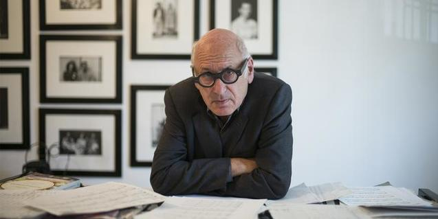 El compositor i pianista Michael Nyman
