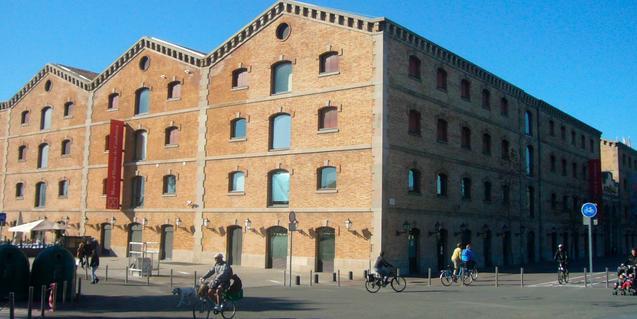 Fotografía del edificio del museo