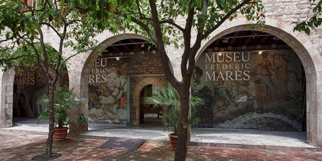 El Museu Frederic Marès