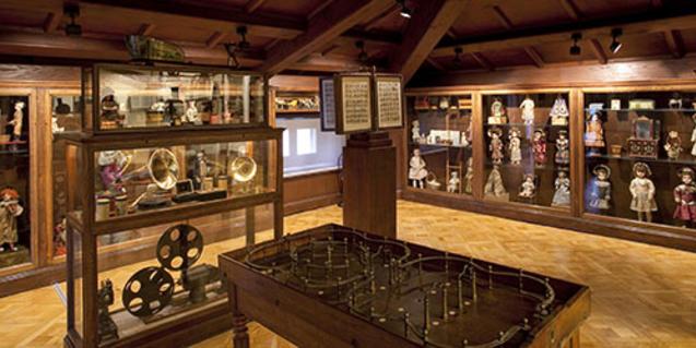 Imagen de la Sala de las diversiones.