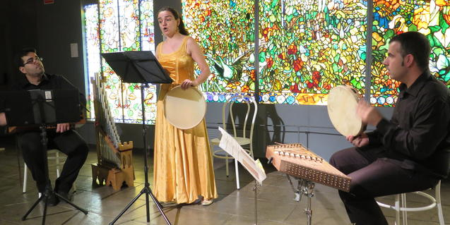 Música en el Museo del Modernismo