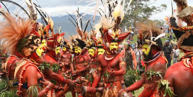 'Música i natura a l'illa de Nova Guinea' al Museu de la Música
