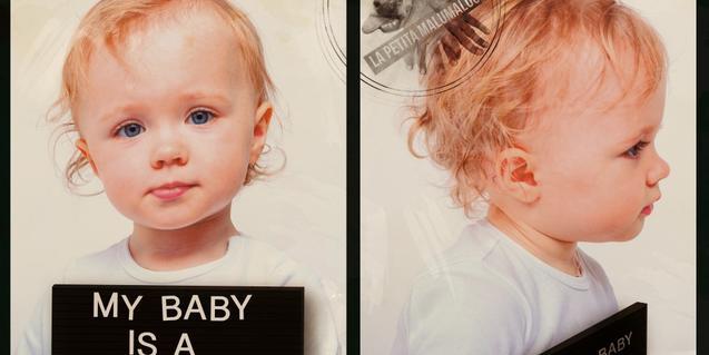 Cartell de l'espectacle My Baby is a Queen
