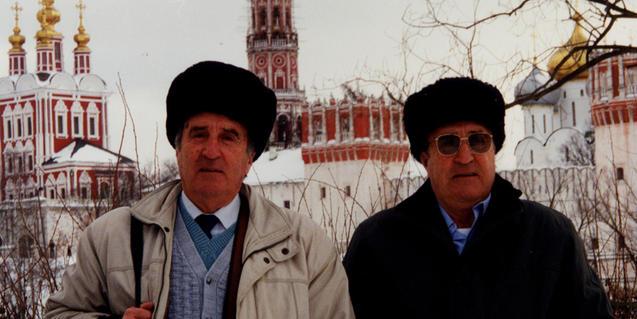 Un fotograma del documental 'Los niños de Rusia'