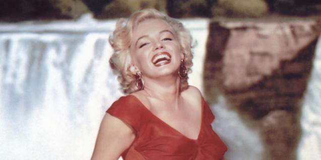 Marilyn Monroe a 'Niagara'