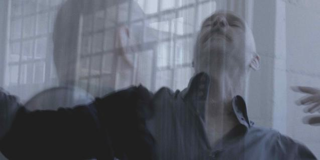 Trevor Carlson, intérprete de la coreografía de Ferran Carvajal