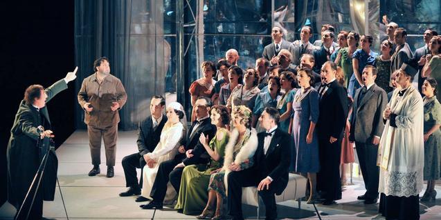 L'òpera bufa de Mozart farà estada al Liceu del 7 al 20 de novembre