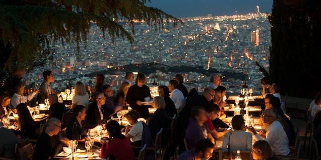 Els 'Sopars amb estrelles a l'Observatori' combinen gastronomia i astronomia