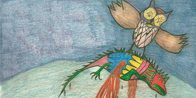 Il·lustració de l'espectacle.