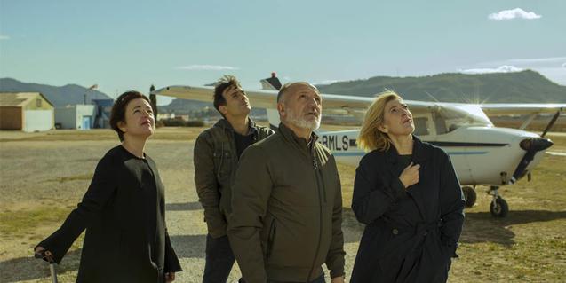 Imagen promocional de la obra 'Olvidémonos ser turistas'